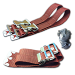 Renegade Arch and Toe Straps