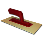 "Morgan Tools Red & White Plastic EIFS Float 11"" X 5"""