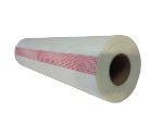 "Saint-Gobain Technical Fabrics Mesh Tape - White 18"" x 150'"