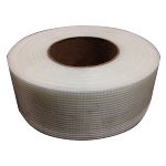"Saint-Gobain Technical Fabrics Non-Adhesive White Tape 2 3/8"" X 300'"