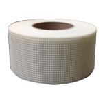 "Saint-Gobain Technical Fabrics Adhesive White Tape 2 3/8"" X 300' Roll"