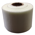 "Saint-Gobain Technical Fabrics Saint-Gobain Mesh Tape 4"" X 100' White"