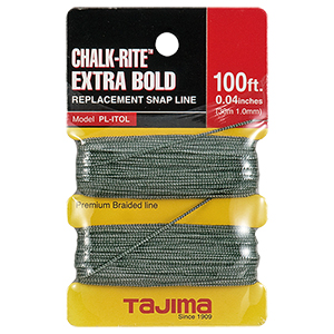 Chalk-Rite™ Replacement Snap-Line