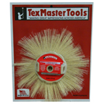Texmaster Tools Stipple Brush - Tampico Shag Style - 12""