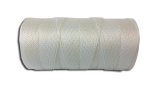 Twisted Nylon Twine -#6  52 LB Break Strength