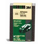 3M Full Size Sanding Sponge - Medium Grit