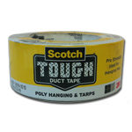 "3M Scotch Poly Handing Duct Tape 2"" X 60 YD."
