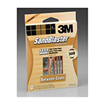 3M Sandblaster Sanding Sheet 120 Grit