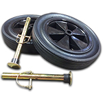 Toter, Inc. Trash Truck Wheel Replacement Kit - 1 cu. yd.