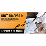 Trimaco, LLC Dirt Trapper Ultra Sticky Mat