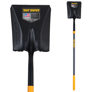 Square Point Shovel with 47