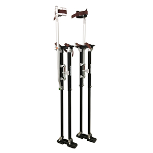 "Tall Boy PRO Drywall Stilts 36"" - 48"""