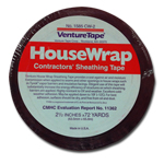 "Venture Tape Corp. Sealing Tape - Builder 2 1/2"" X 72 Yards"