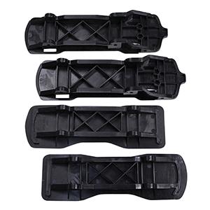 Foot / Floor Plate Kit for Strap-N-Stride Stilts