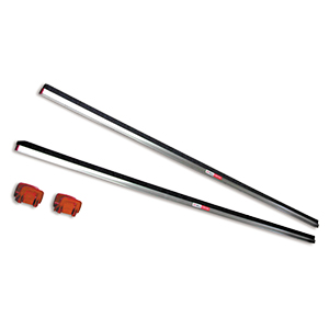 FoamRail™ Cross Bars 2-Pack