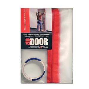 ZipDoor® Kit 3' x 7'