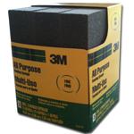 3M Full Size Sanding Sponge- Fine - 3 Pack