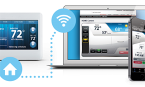 $245 for a Digital WiFi Thermostat Installation