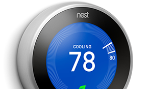 $399 for a Nest WiFi Learning Thermostat Installation