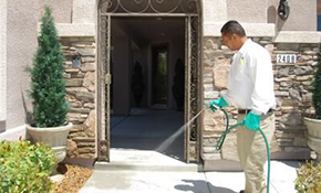 $74 for a Preventive Interior and Exterior Pest Treatment, (58.89% Savings), Reserve Now for $37