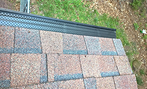 $450 for 100 Feet of Premium Gutter Cover System Installed with a 30-Year Warranty