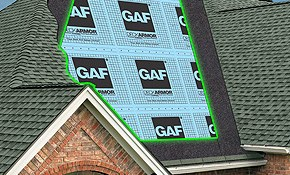 $300 Off a New GAF Roofing System with GAF's Exclusive Shingle & Accessory Ltd. Warranty!