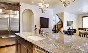 $4,275 for Turn-Key Granite Countertop