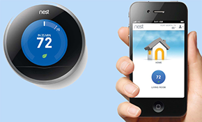 $325 Nest Thermostat Installation, Reserve Now for $16.25
