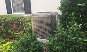 $6,350 for a 3-Ton High Efficiency Air Conditioner Installation