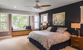 $125 Ceiling Fan Installation,  Reserve Now for $18.75