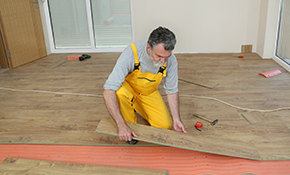 $999 for Flooring Installation, Reserve Now for $49.95