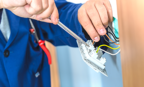 $359 for an Electrician for a Day (8 Hours)