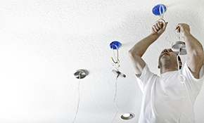 $3,999 for Home Electrical Re-Wiring or Replacement, 33% Savings