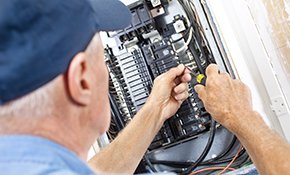 $295 Circuit-Breaker Panel Labeling and Home Electrical Inspection