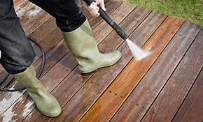 $399 Pressure Washing, Reserve Now for $59.85