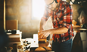 $260 for Up to 4 Hours of Exterior Carpentry Work, Reserve Now for $39