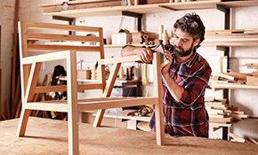 $199  for 4 Hours of General Carpentry Work