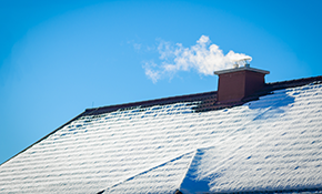 $110 Chimney Sweep and Safety Inspection, Reserve Now for $16.50