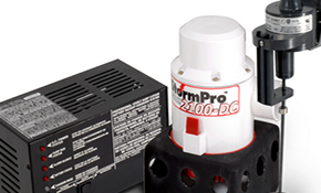 $750 for a Battery Back-Up Sump Pump Installed with Warranty (Standard Battery)