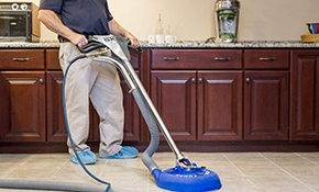 $175 for Kitchen Tile & Grout Cleaning