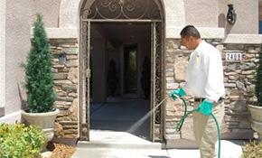 $69 for a Preventive Interior and Exterior Pest Treatment, (61.67% Savings), Reserve Now for $34.50