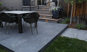$2,879 for Porcelain Paver Patio or Walkway Delivered and Installation