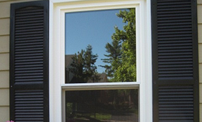 $2,410 Installation of Energy Star Windows
