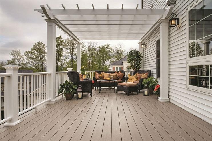 $500 for $1,000 Credit Toward a New AZEK or TimberTech Deck