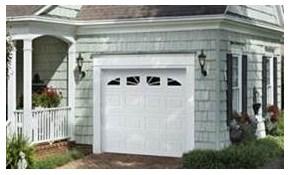 $599 for Classic Garage Door with Windows Installation