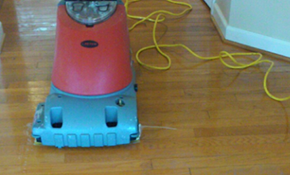 $199 for Hardwood Floor Cleaning