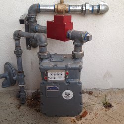 "$279 for 3/4"" or 1"" Earthquake Automatic Gas Shut-Off Valve Installed"