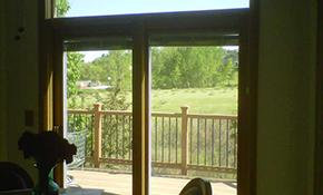 $2,899 for a Pella Proline Sliding Patio Door, Including Installation