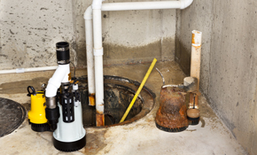 $145 for a Sump Pump Inspection and Maintenance Package