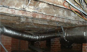 $26.00 Crawlspace Waterproofing, Foundation Drainage Inspection, and $100 Credit